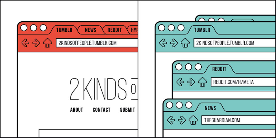 AD-Different-People-Simple-Illustrations-2-Kinds-People-Inoffensive-12