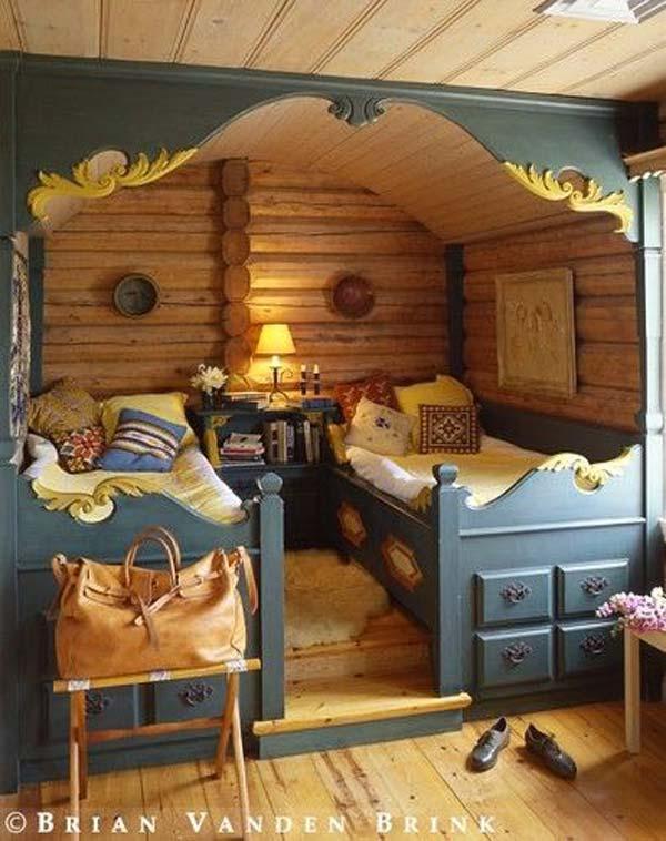 AD Fairy Tale Child Bedroom 12