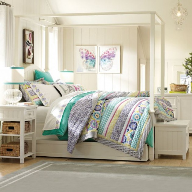 15 fantastic bedrooms for chic teen girls - Mature teenage girl bedroom ideas ...