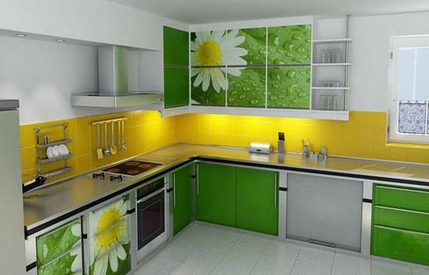 Kitchen Ideas In Green 15+ lovely green kitchen design ideas | architecture & design