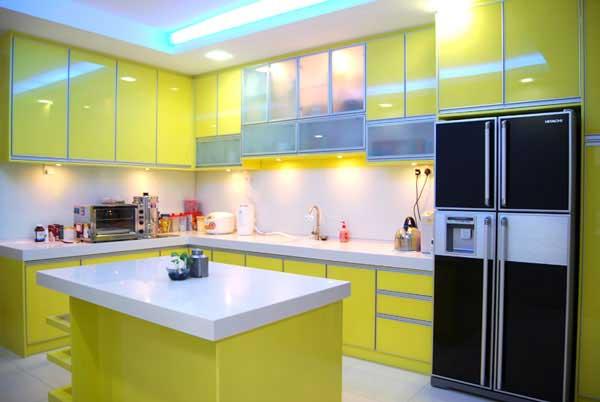 Kitchen Design Images 15+ lovely green kitchen design ideas | architecture & design