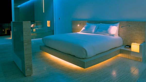 ad modern bedroom lighting 11 1. beautiful ideas. Home Design Ideas