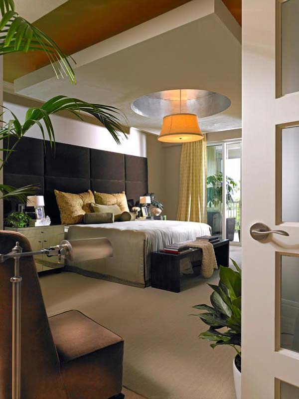 20 Charming Modern Bedroom Lighting Ideas You Will Be Admired Of ...