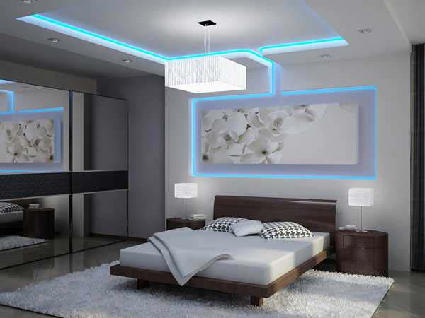 Ad Modern Bedroom Lighting 3