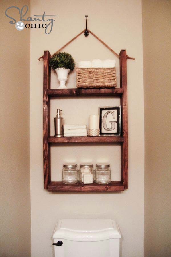 small bathroom storage 30 amazingly diy small bathroom storage hacks help you 31293