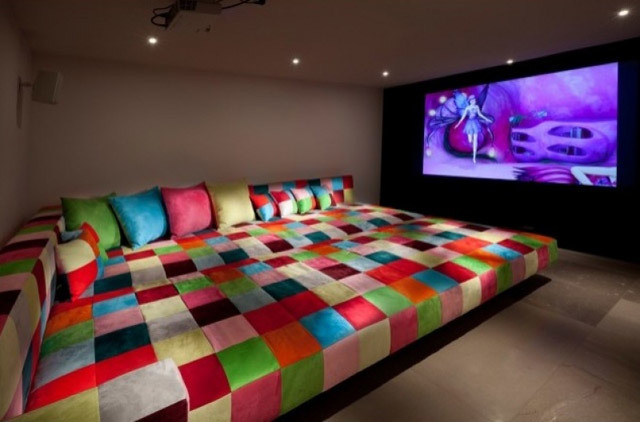 30+ Weird Room Designs That Will Blow Your Mind