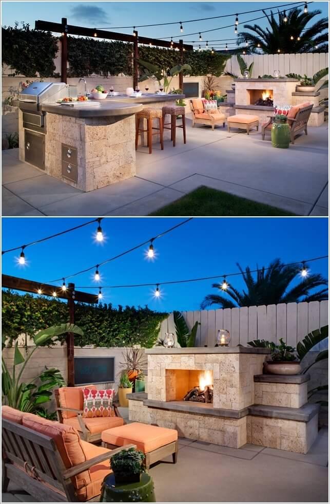 Barbecue Design 15 cool ways to design a barbecue grill area   architecture & design