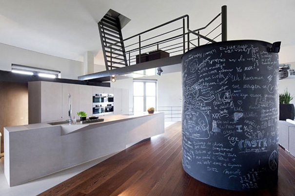 4-AD-Old Water Tower Turned Into Modern Home, Belgium-02