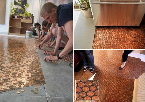 AD-Amazing-DIY-Projects-You-Can-Do-With-Old-Pennies-10