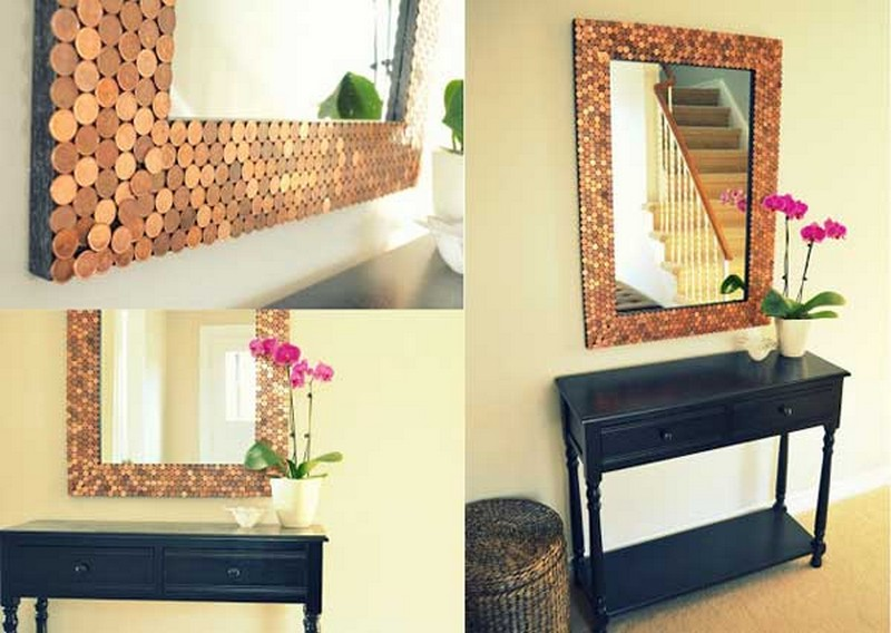 AD-Amazing-DIY-Projects-You-Can-Do-With-Old-Pennies-20