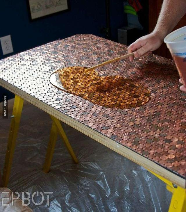 AD-Amazing-DIY-Projects-You-Can-Do-With-Old-Pennies-5