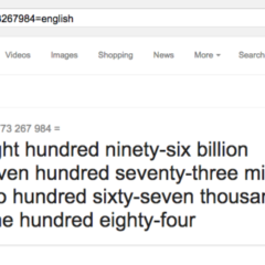 15+ Cool Things You Didn't Know You Could Do With Google