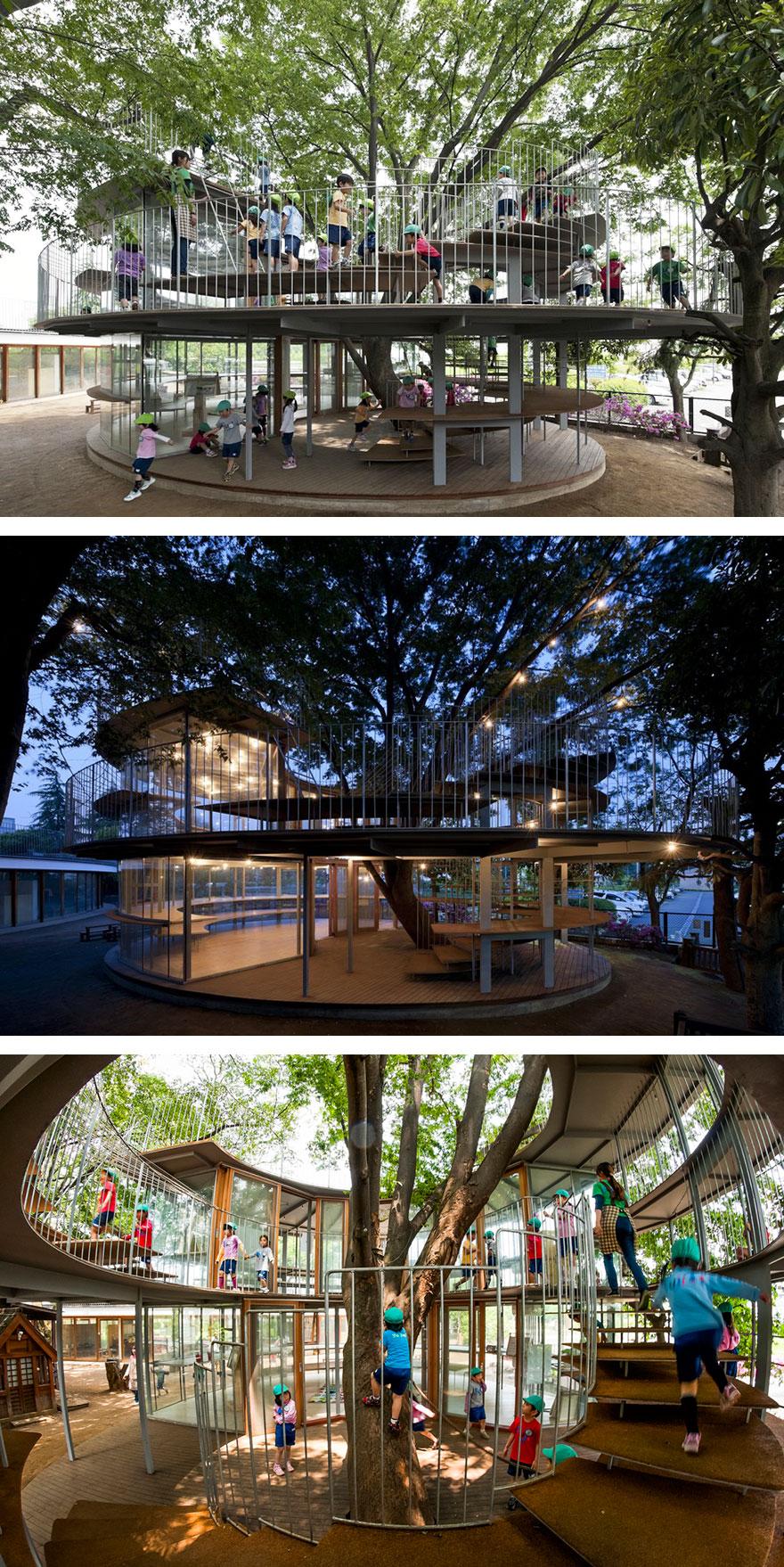 AD Architecture Around The Trees 01