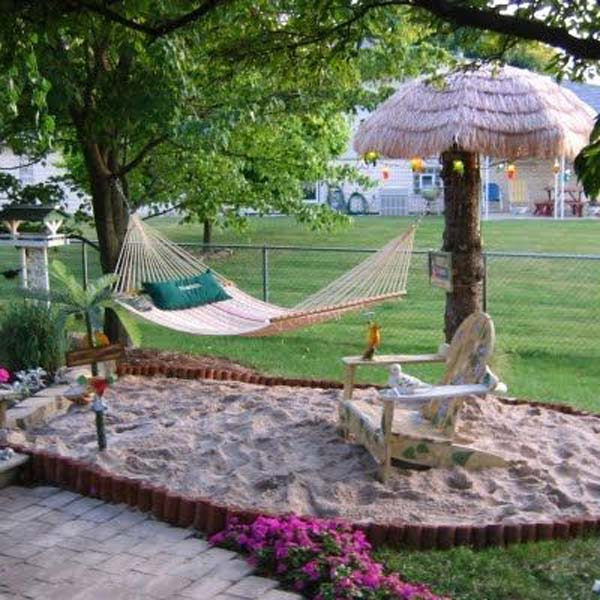 25 Best Ideas About Hammocks On Pinterest: 25+ Awesome Beach-Style Outdoor Living Ideas For Your
