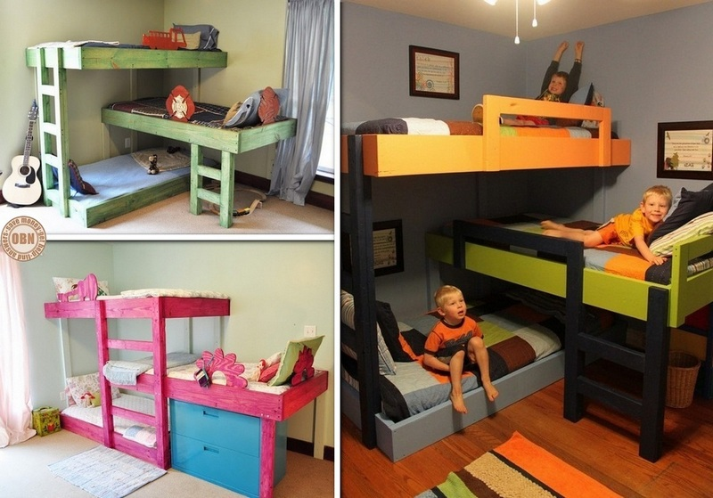 Ideas For Bunk Beds 20 bunk beds so incredible, you'll almost wish you had to share a