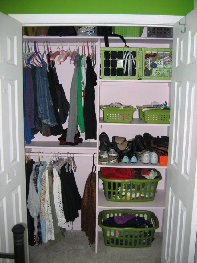 Closet Organizing Ideas Fascinating 20 Clever Ideas To Expand & Organize Your Closet Space 2017