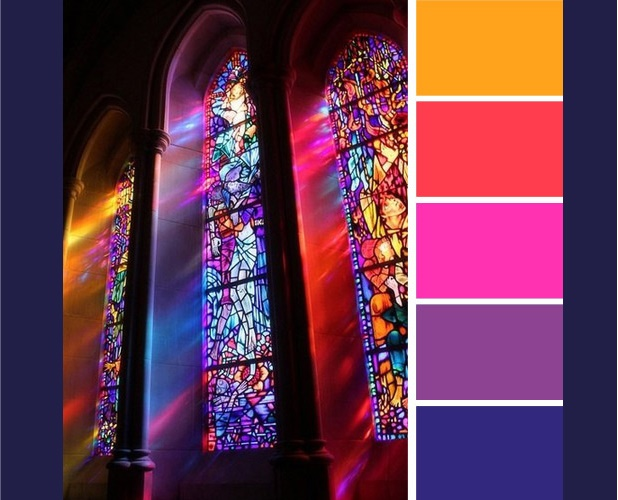 AD-Creative-Color-Schemes-Inspired-By-The-Color-Wheel-18