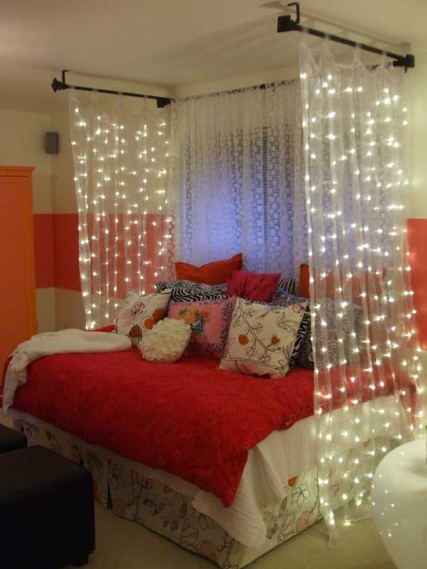 AD-DIY-Bed-Canopy-10 & 20 Magical DIY Bed Canopy Ideas Will Make You Sleep Romantic ...