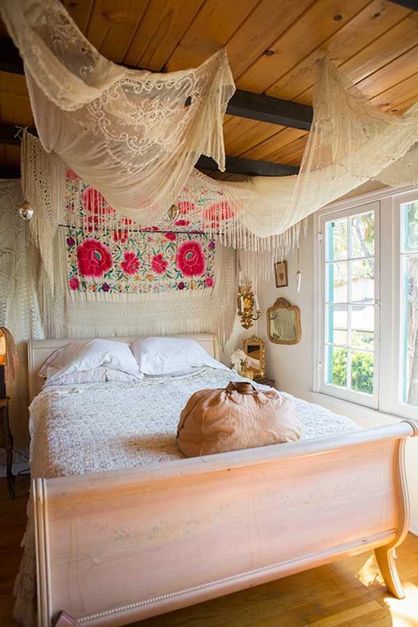 20 Magical DIY Bed Canopy Ideas Will Make You Sleep ... on Teenage:rfnoincytf8= Room Designs  id=61734
