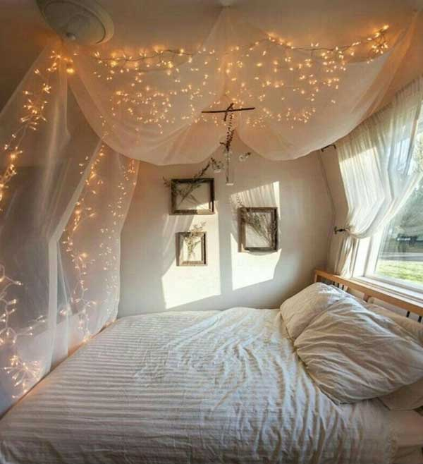AD-DIY-Bed-Canopy-2 & 20 Magical DIY Bed Canopy Ideas Will Make You Sleep Romantic ...