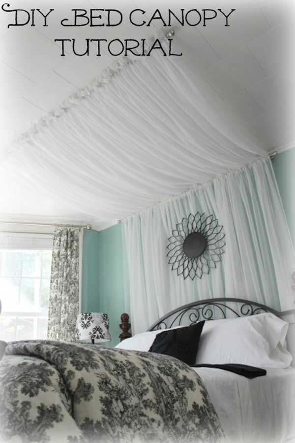 Ad Diy Bed Canopy 8