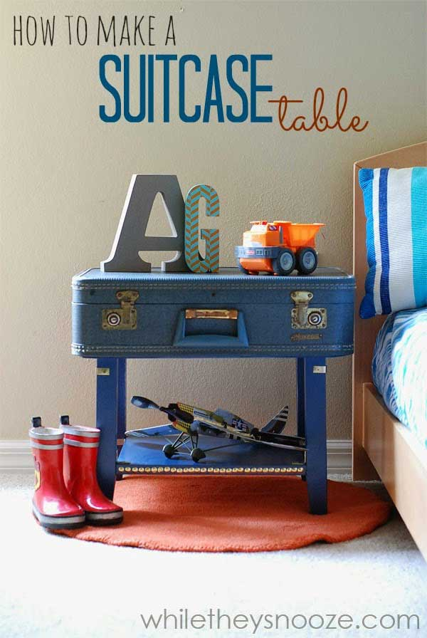 30 Fabulous Diy Decorating Ideas With Repurposed Old