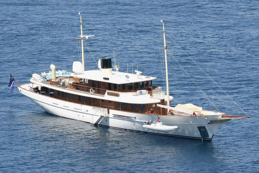 The Top 20 Celebrity Yachts in The World - moneyinc.com