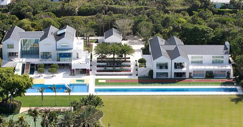 Star island miami celebrity houses for sale