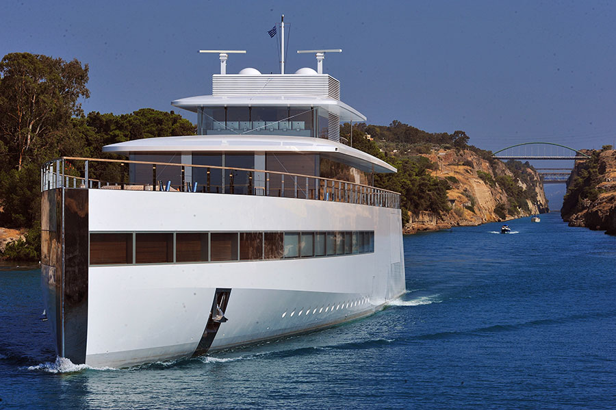 20 Most Luxurious Celebrity Yachts | Architecture & Design