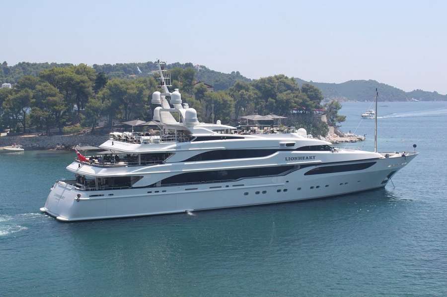 Meet Monte Carlo Yachts' Beethoven Owned by Rafael Nadal ...