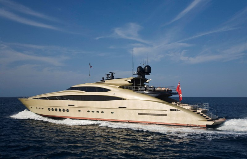 The 10 Most Expensive Yachts In The World | Celebrity Net ...