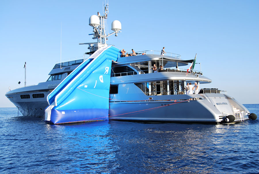 20 Most Luxurious Celebrity Yachts | Yachts | Super yachts ...