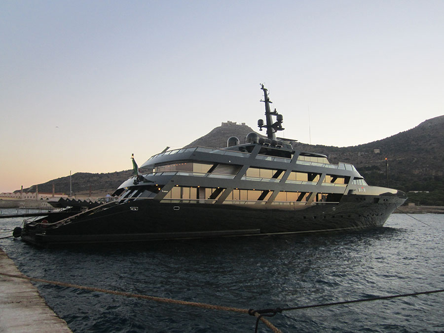20 most luxurious celebrity yachts