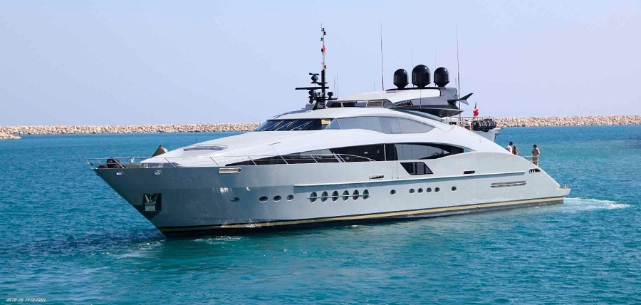 Top 10 Most Expensive Celebrity Yachts – TopTeny.com Magazine
