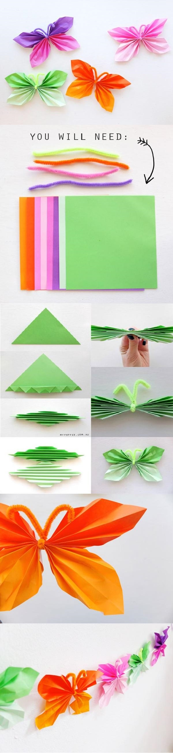 AD Butterfly DIY Projects 12