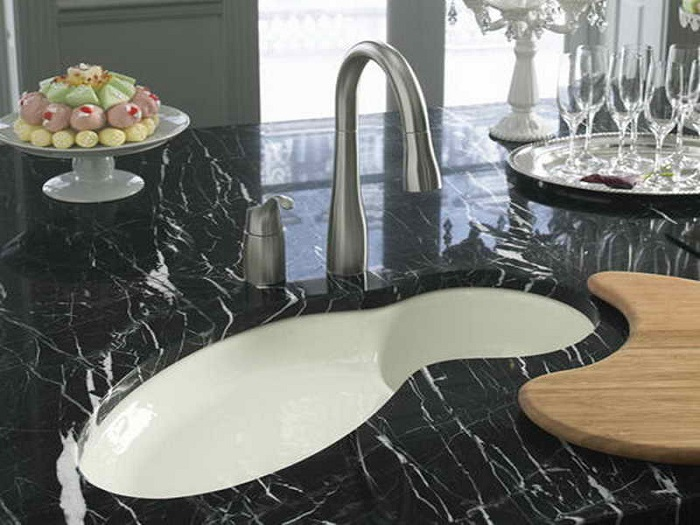Kohler kitchen sink design