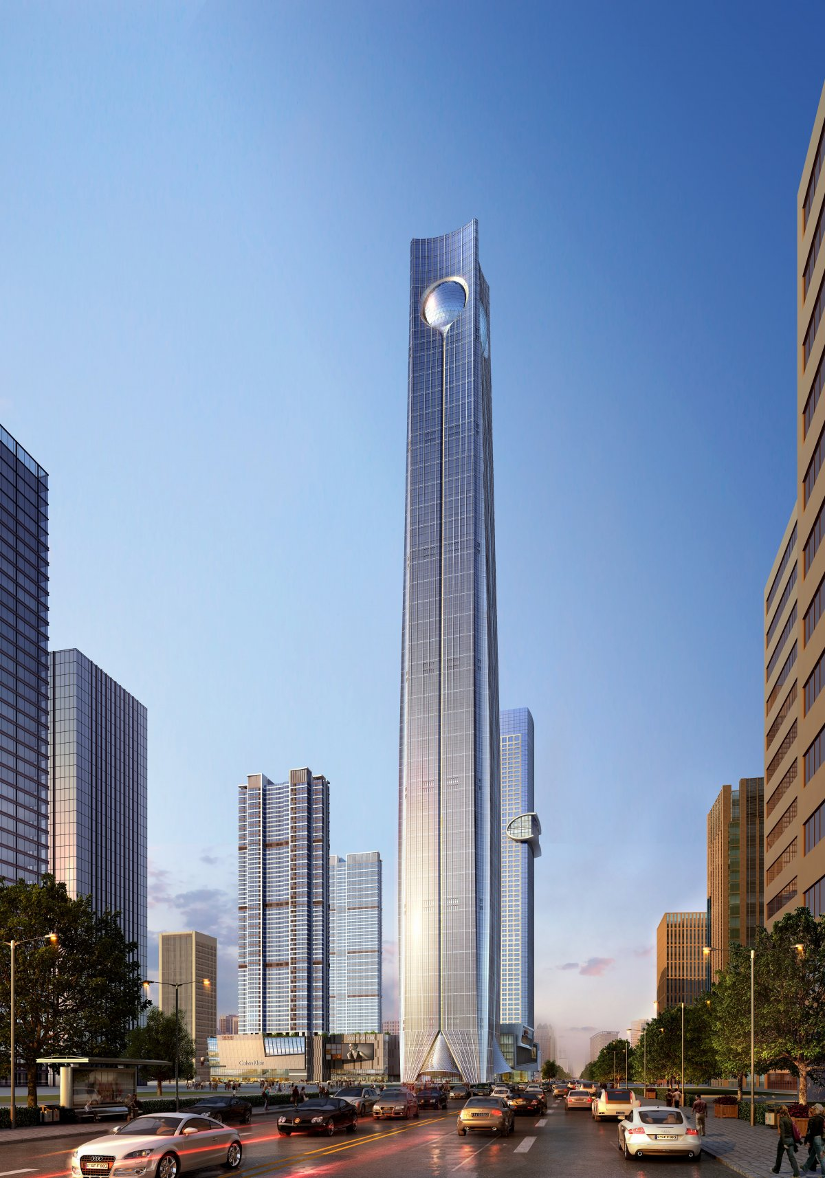 The 10 Tallest Skyscrapers Of The Future Architecture
