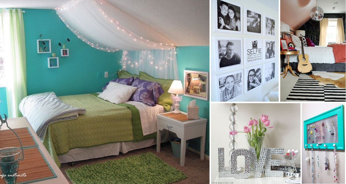 25 Gorgeous Diys For Your Teenage Girl S Room