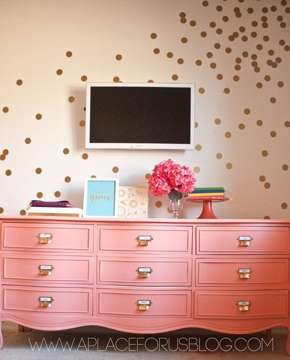 AD Gorgeous DIYs For Your Teenage Girls Room