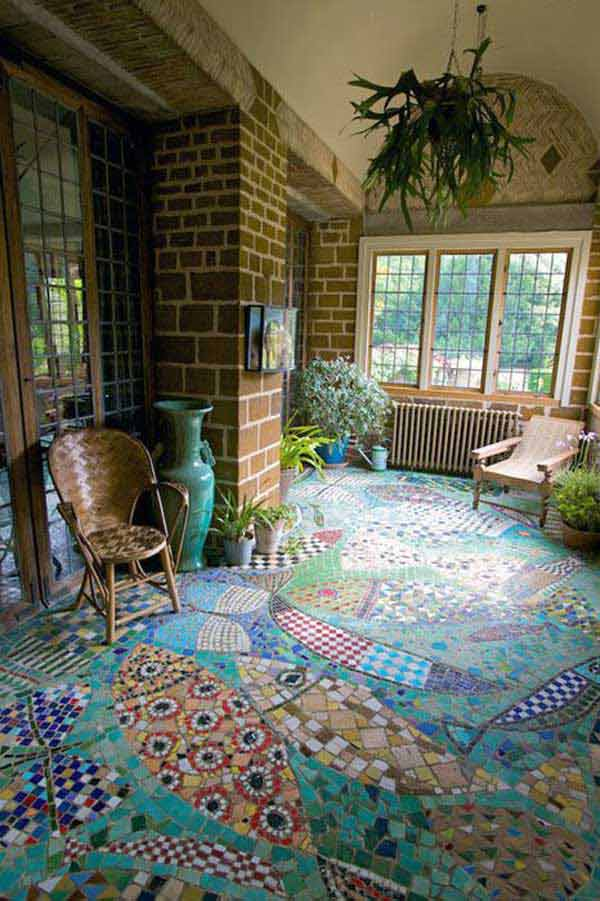 Amazing Floor Design Ideas For Homes Indoor Amp Outdoor