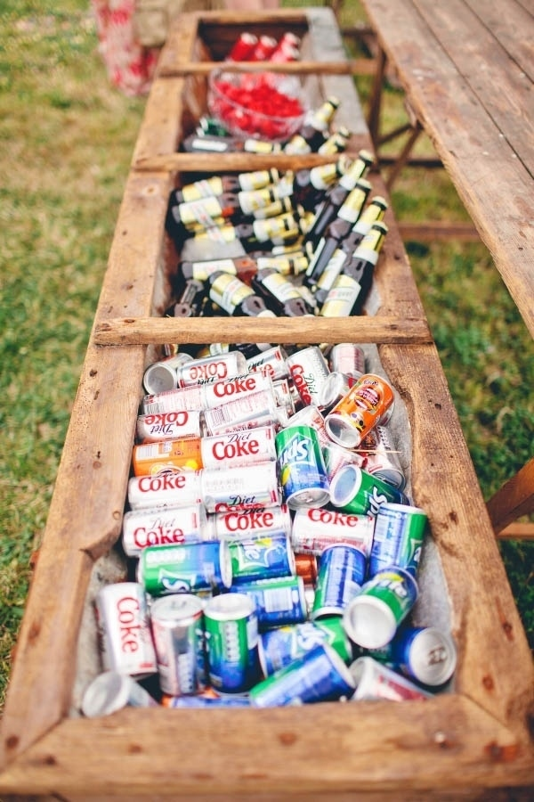 AD Ingenious Ideas For An Outdoor Wedding 22
