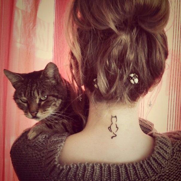 AD-Minimalistic-Cat-Tattoos-06