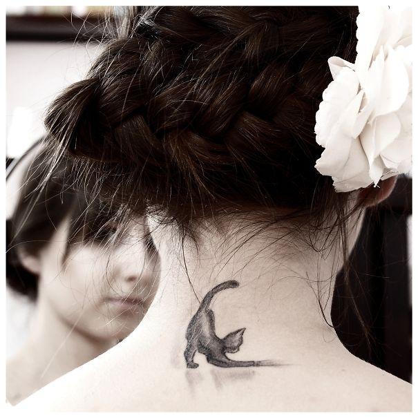 AD-Minimalistic-Cat-Tattoos-44