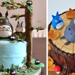 40+ Totoro Cakes That Are Too Cute To Eat