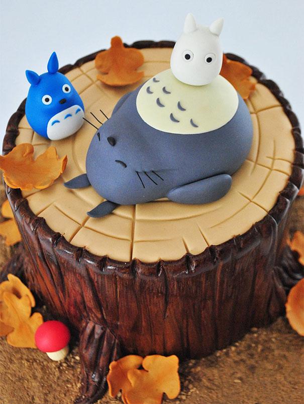 AD-Totoro-Cake-Food-Art-01