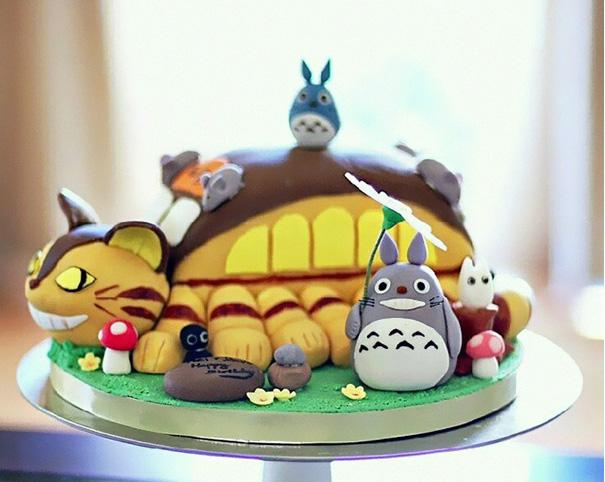 AD-Totoro-Cake-Food-Art-05