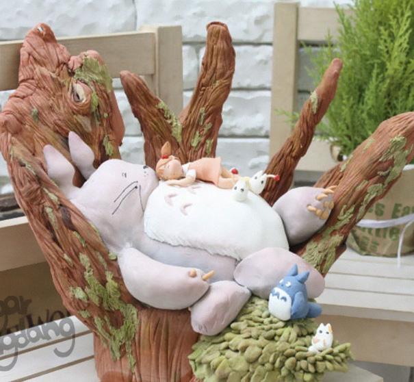 AD-Totoro-Cake-Food-Art-06