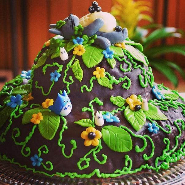 AD-Totoro-Cake-Food-Art-10