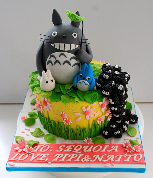 AD-Totoro-Cake-Food-Art-11