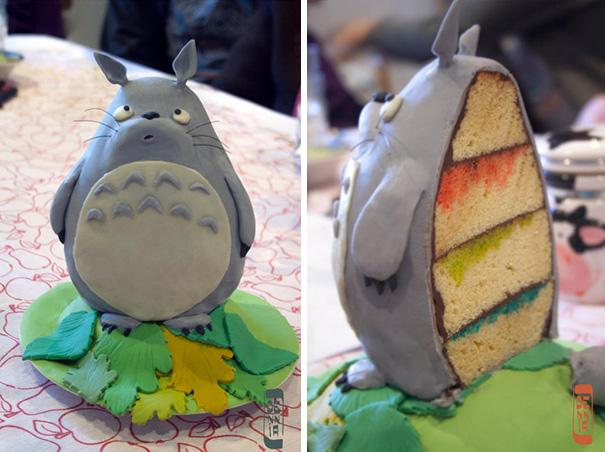 AD-Totoro-Cake-Food-Art-13